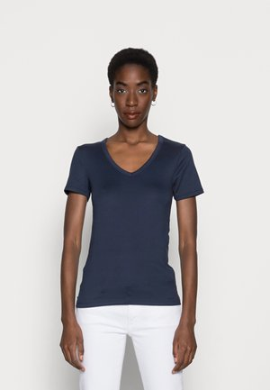TEE - Camiseta básica - true indigo