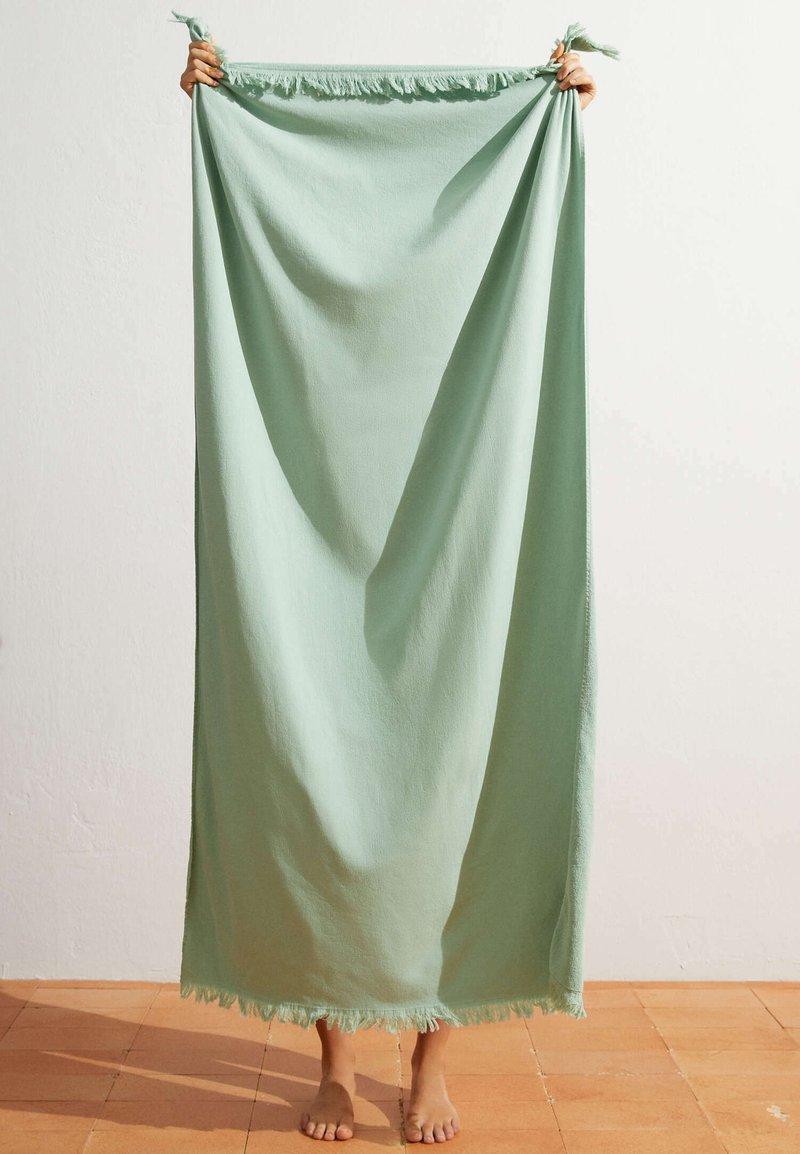 OYSHO - Övriga accessoarer - green