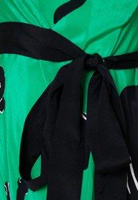 Diane von Furstenberg - ELOISE - Vapaa-ajan mekko - medium green - 6