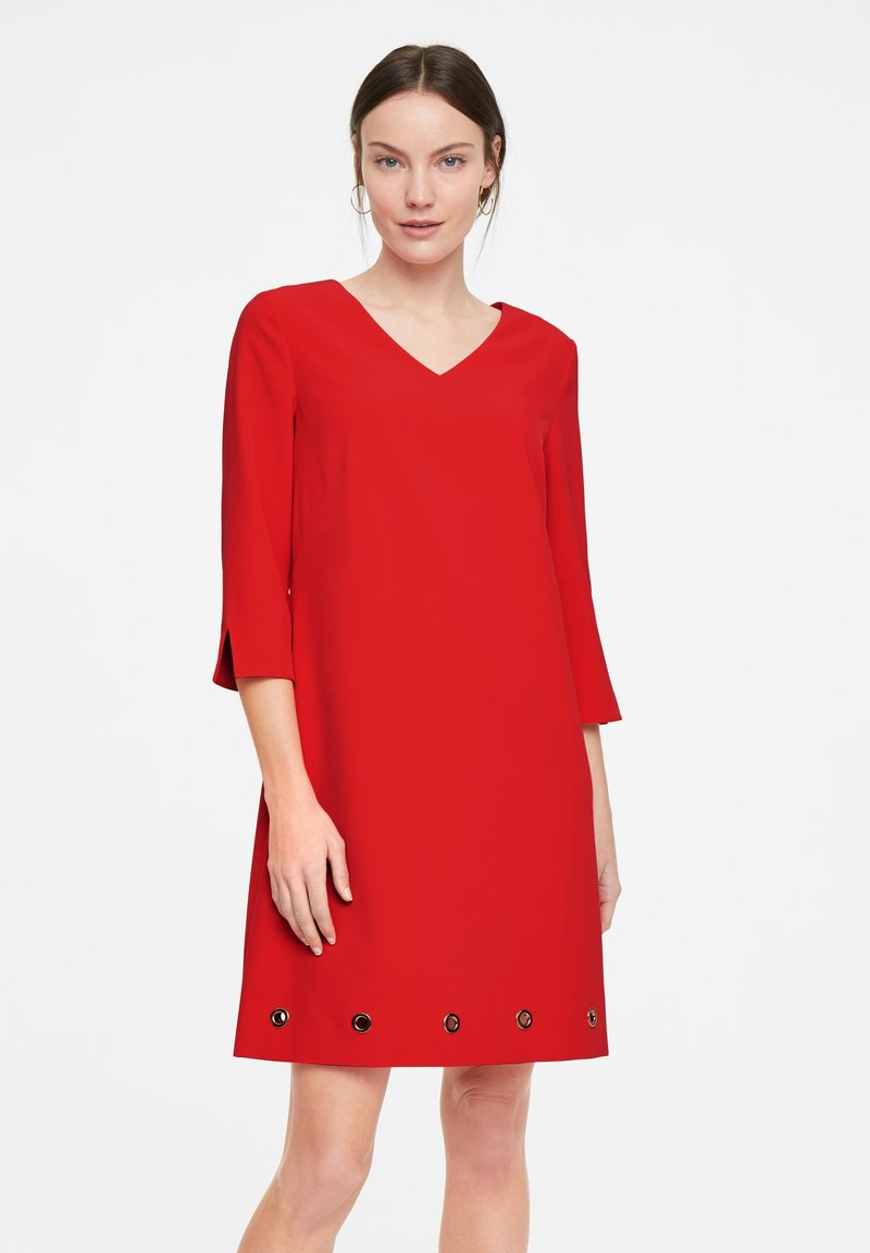 comma - Day dress - red