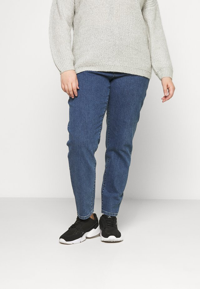NORA - Slim fit jeans - mid retro