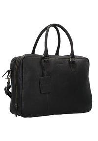 Burkely - Briefcase - black - 2
