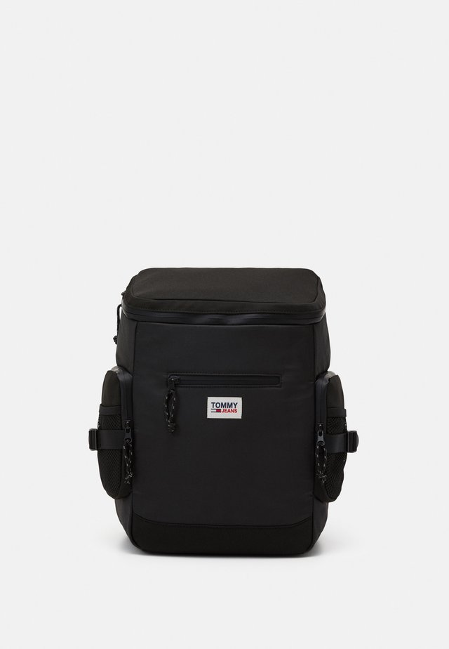 URBAN TECH BACKPACK - Reppu - black