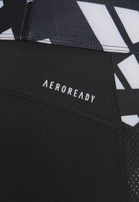 adidas Performance - CELEB - Collant - black - 6