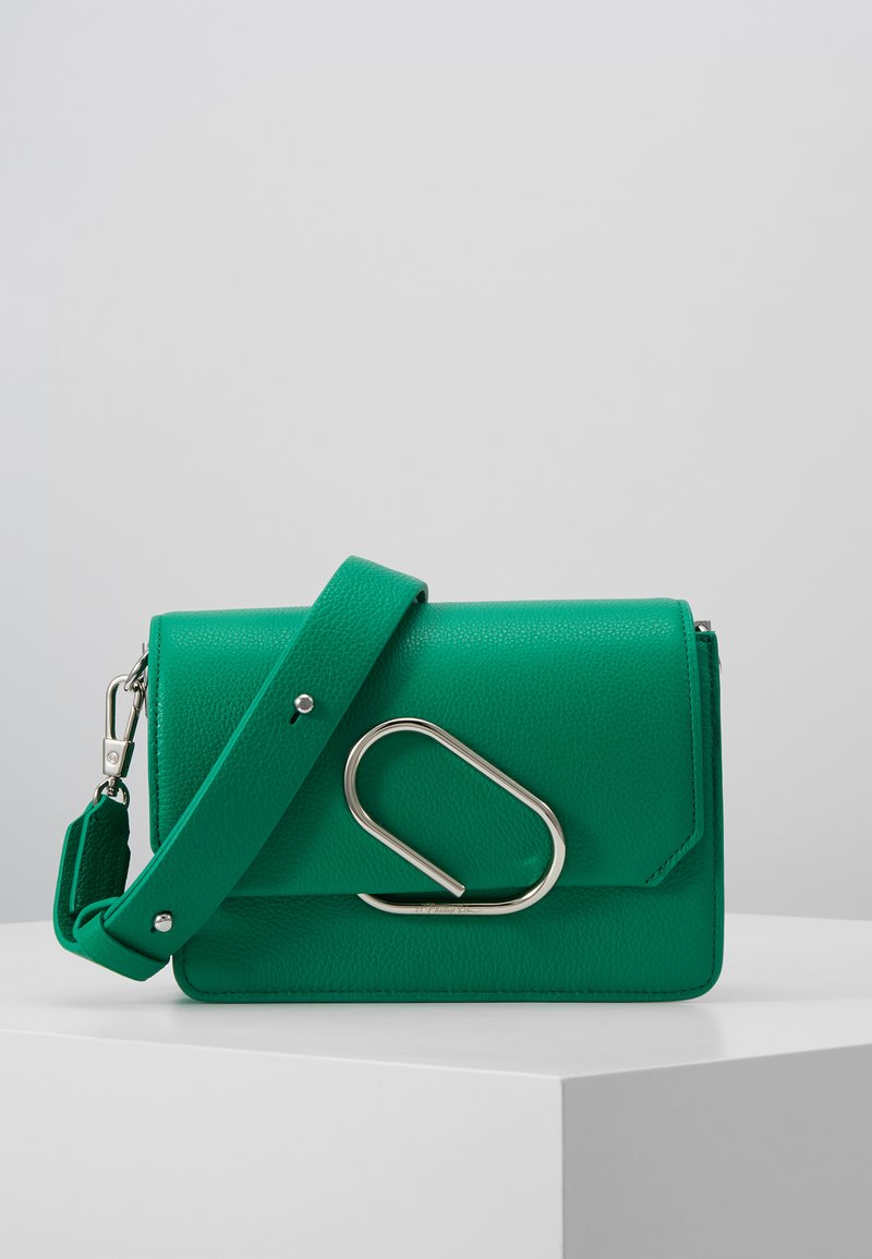 3.1 Phillip Lim - ALIX MINI SHOULDER BAG - Across body bag - kelly green