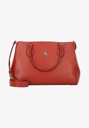 Handbag - deep bronze