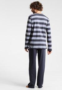 Schiesser - SET - Pyjama set - anthrazit - 2