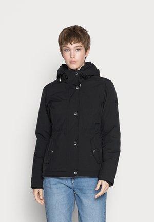 LUXE ALL WEATHER JACKET - Winter jacket - black beauty