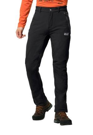 ZENON - Trousers - black