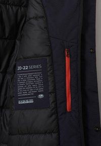 Napapijri - RANKINE - Winter jacket - blu marine - 4