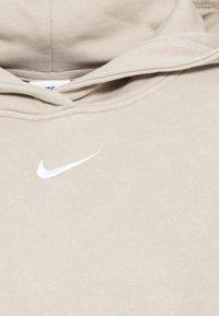 Nike Sportswear - HOODIE  - Sudadera - beige - 7
