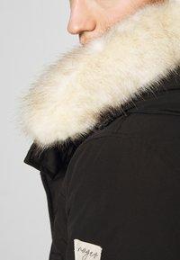 Nagev - Zimní kabát - black - 4
