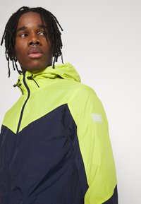 Jack & Jones - JCOSPRING LIGHT JACKET - Summer jacket - sulphur spring/maritime blue - 6