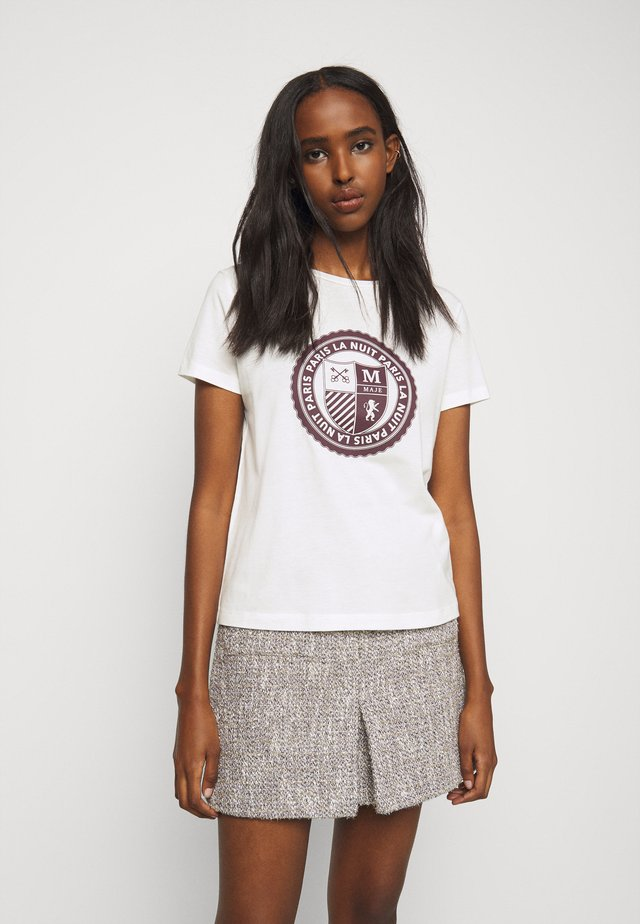 TINIGHT - T-Shirt print - blanc
