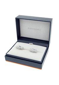 DAVIDOFF - Cufflinks - silver - 2