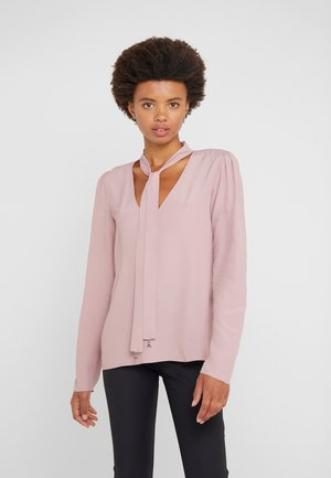 CAMICIA BLOUSE - Bluser - wood rose