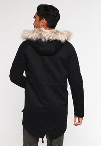 Pier One - Parka - black - 2
