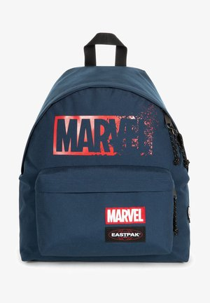 PADDED PAK'R - Rucksack - mottled royal blue
