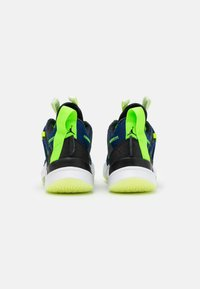 Jordan - WHY NOT ZER0.3 SE UNISEX - Basketball shoes - black/key lime/blue void/summit white/white/barely volt - 2