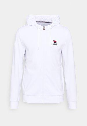 EDDY - Sportovní bunda - white