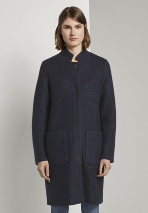Short coat - sky captain blue