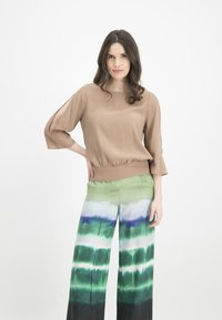 Nicowa - ANELLA - Trousers - green - 3