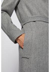 BOSS - CEDANI - Classic coat - grey - 5