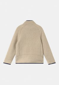 Patagonia - BOYS RETRO PILE - Fleece jacket - beige - 1