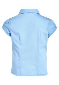 Next - Button-down blouse - blue - 1
