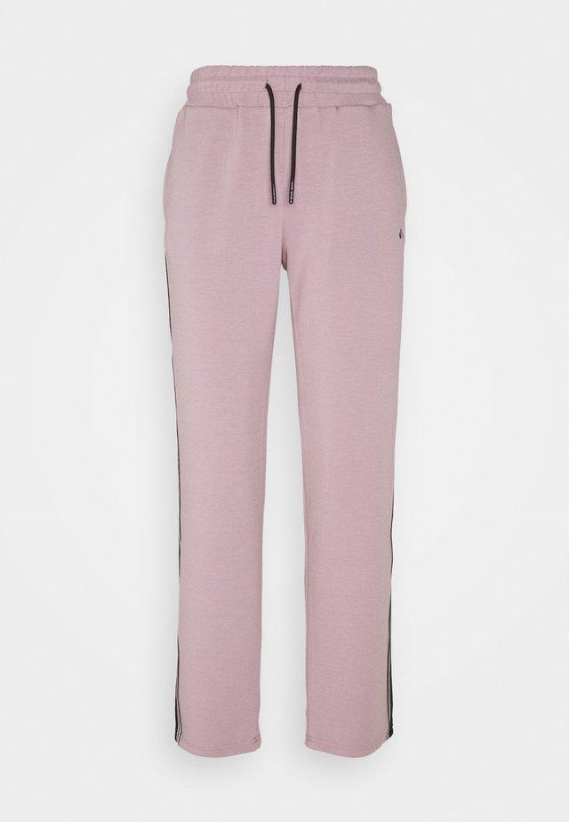 ONPMAXIE - Pantaloni sportivi - elderberry/black