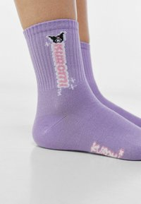 Bershka - Socks - pink - 1
