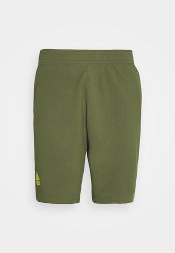 ERGO SHORT  - Sports shorts - olive