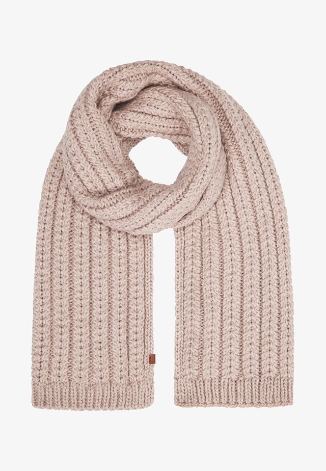 Scarf - light pink