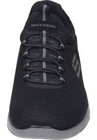 Skechers Sport - Sneakers basse - black - 3