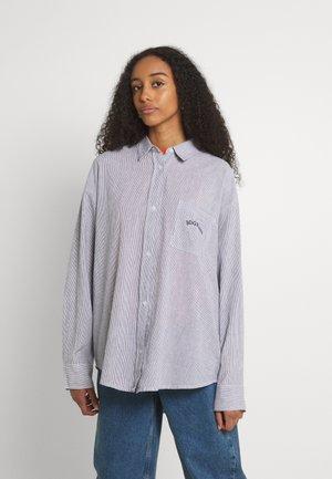 TULLY OVERSIZED STRIPED  - Koszula - grey