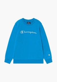 Champion - LEGACY AMERICAN CLASSICS CREWNECK UNISEX - Sweater - blue - 0