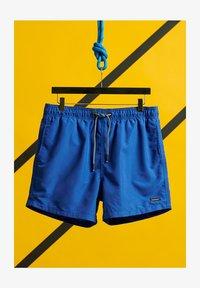 Superdry - EDIT SWIM SHORT - Swimming shorts - vivid cobalt - 0