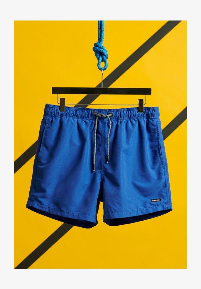 Superdry - EDIT SWIM SHORT - Swimming shorts - vivid cobalt
