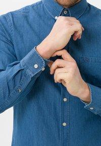 BRAX - STYLE DANIEL - Shirt - blue - 4
