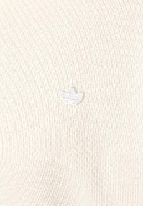 adidas Originals PREMIUM HOODY UNISEX - Bluza - off white/mleczny Odzież Męska SVQW