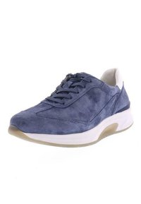Gabor Comfort - ROLLINGSOFT - Trainers - jeans/weiss - 1