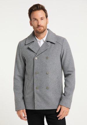 Summer jacket - hellgrau melange