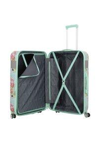 Titan - SPOTLIGHT FLASH - Wheeled suitcase - mint blossom - 5
