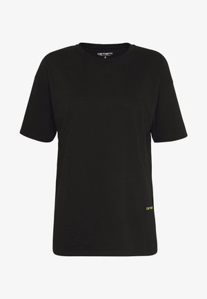 Basic T-shirt - black/white