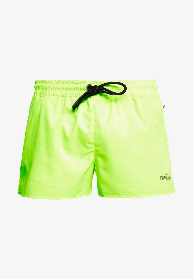 NEON SWIM  - Short de bain - neon yellow