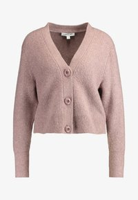 Forever New - THEA BUTTON CARDIGAN - Cardigan - mauve day - 5