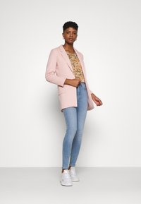 ONLY - ONLBAKER LINEA COATIGAN - Blazer - rose smoke - 1