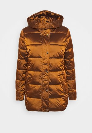Winter coat - toffee