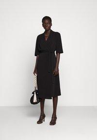 By Malene Birger - IVESIA - Jersey dress - black - 1