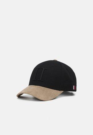 BASEBALL  - Cap - black/sand